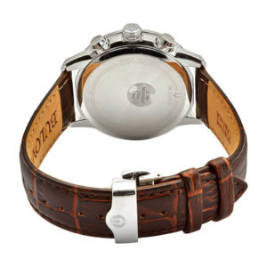 Bulova Brown Leather Strap